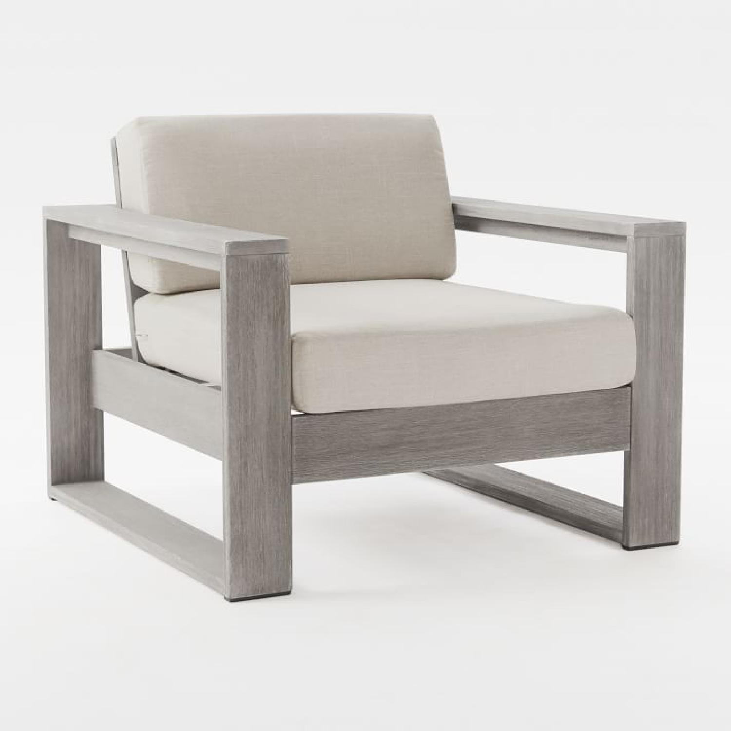 West Elm Portside Lounge Chair - image-0