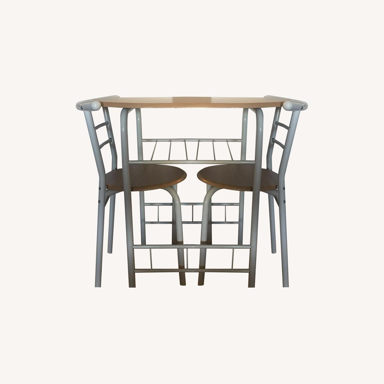 Simple Living Bar Height Dining Set - image-0