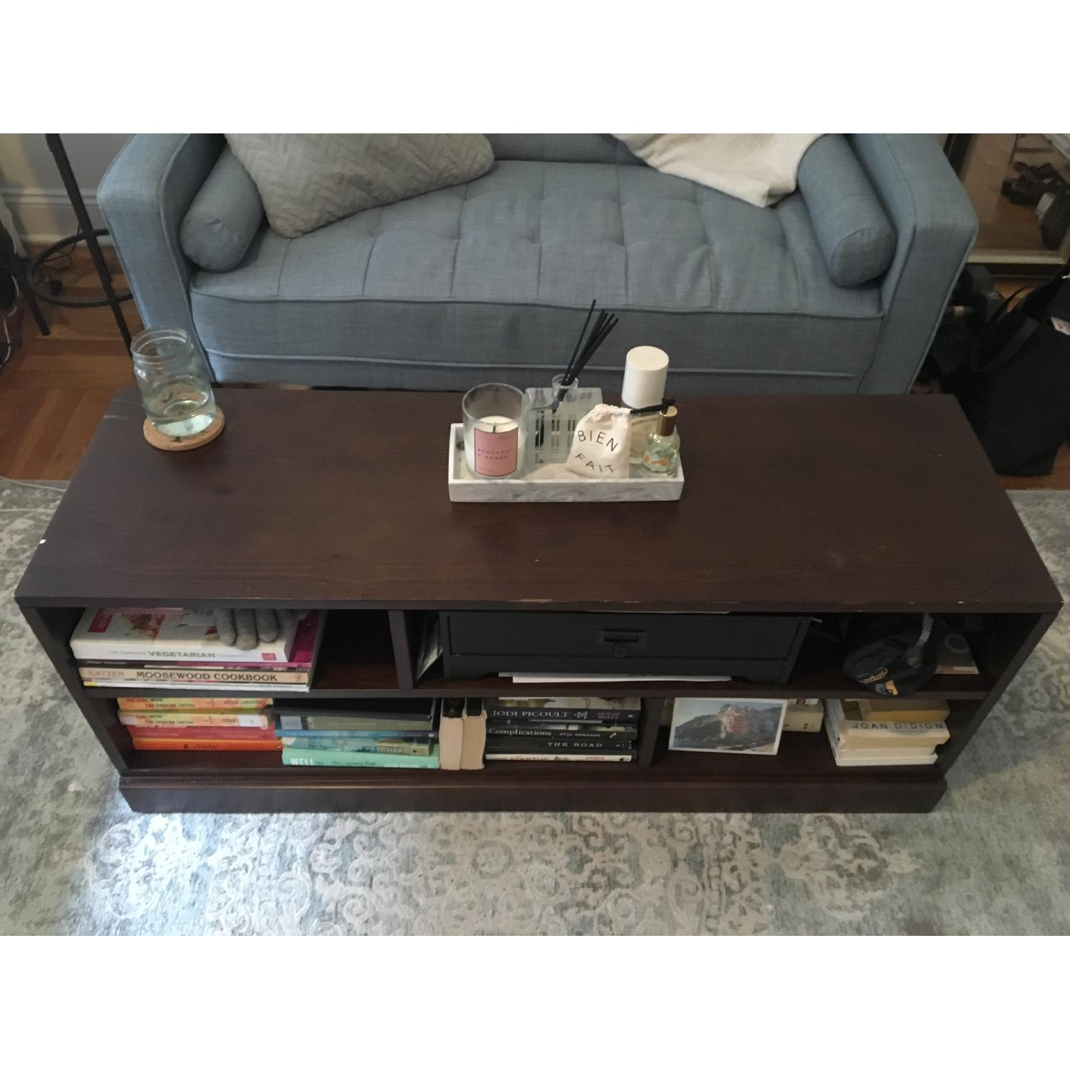 Pottery Barn Stack Me Up Media Console - image-3