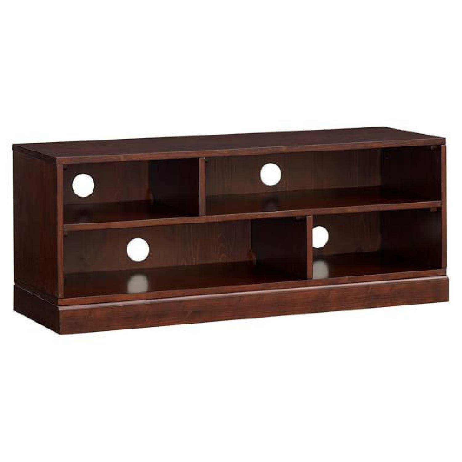 Pottery Barn Stack Me Up Media Console - image-0