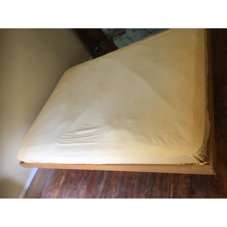 Gothic Cabinet Craft Platform Wood Bed Frame - image-11