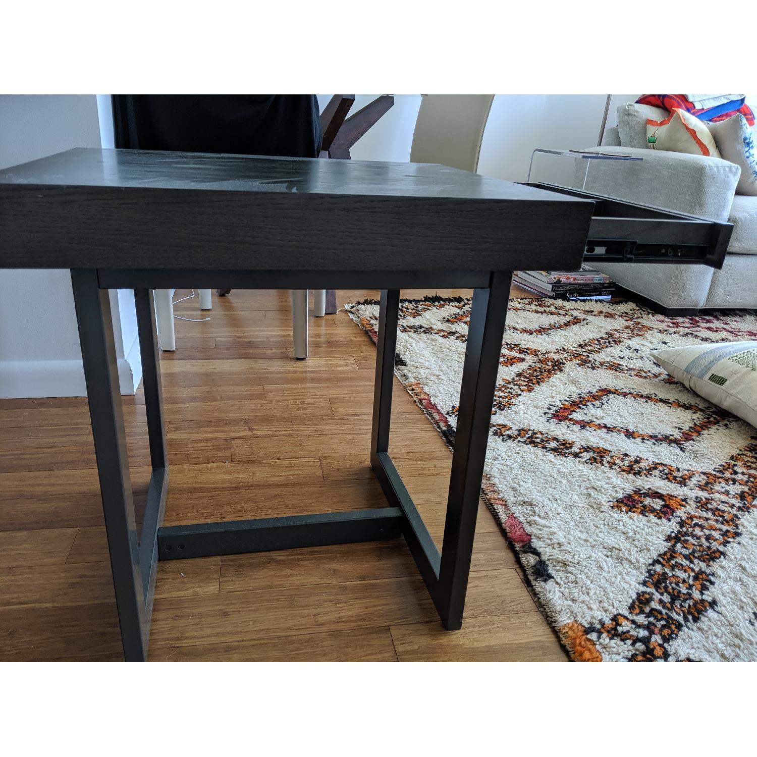 Crate & Barrel Archive End Table - image-3
