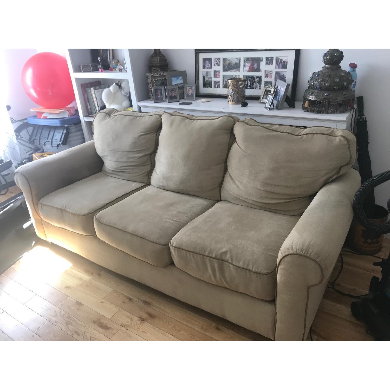Ashley 3-Seater Sofa + Chair - image-1