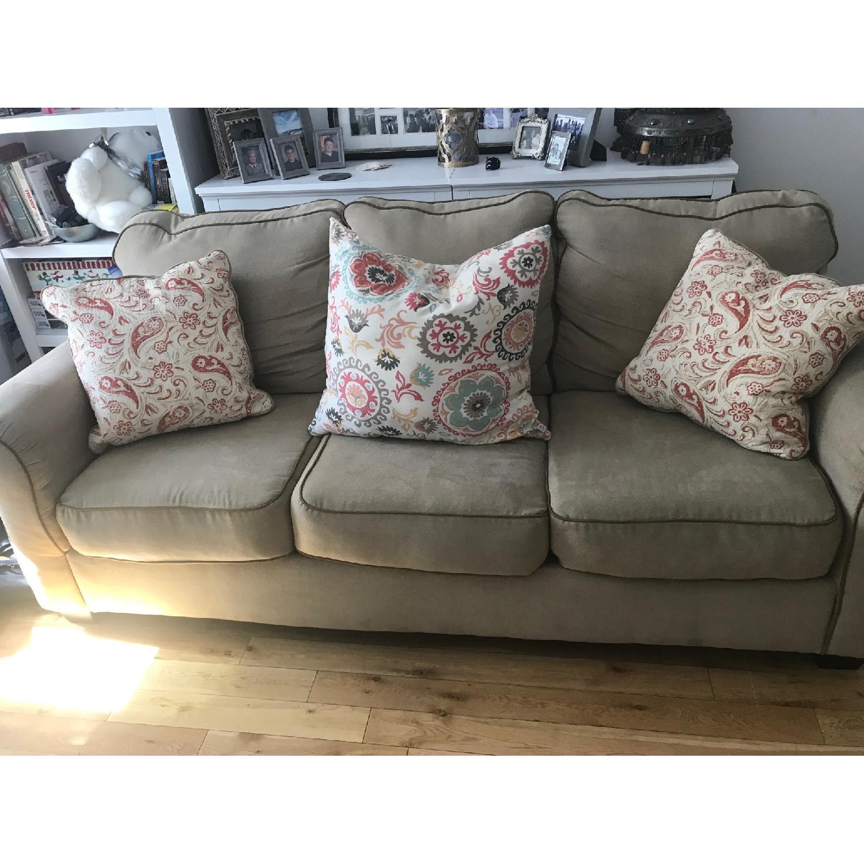 Ashley 3-Seater Sofa + Chair - image-5