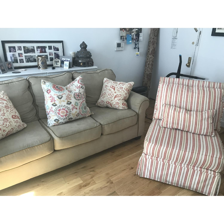 Ashley 3-Seater Sofa + Chair - image-12