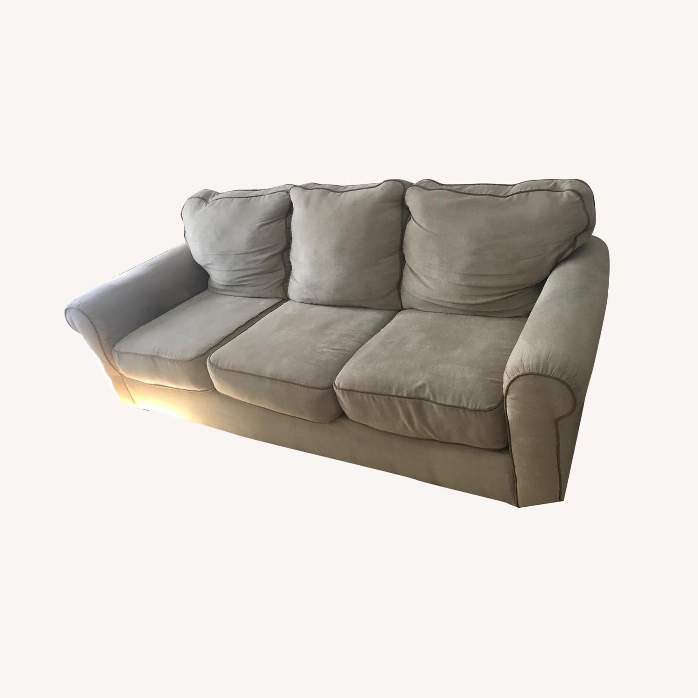 Ashley 3-Seater Sofa + Chair - image-0