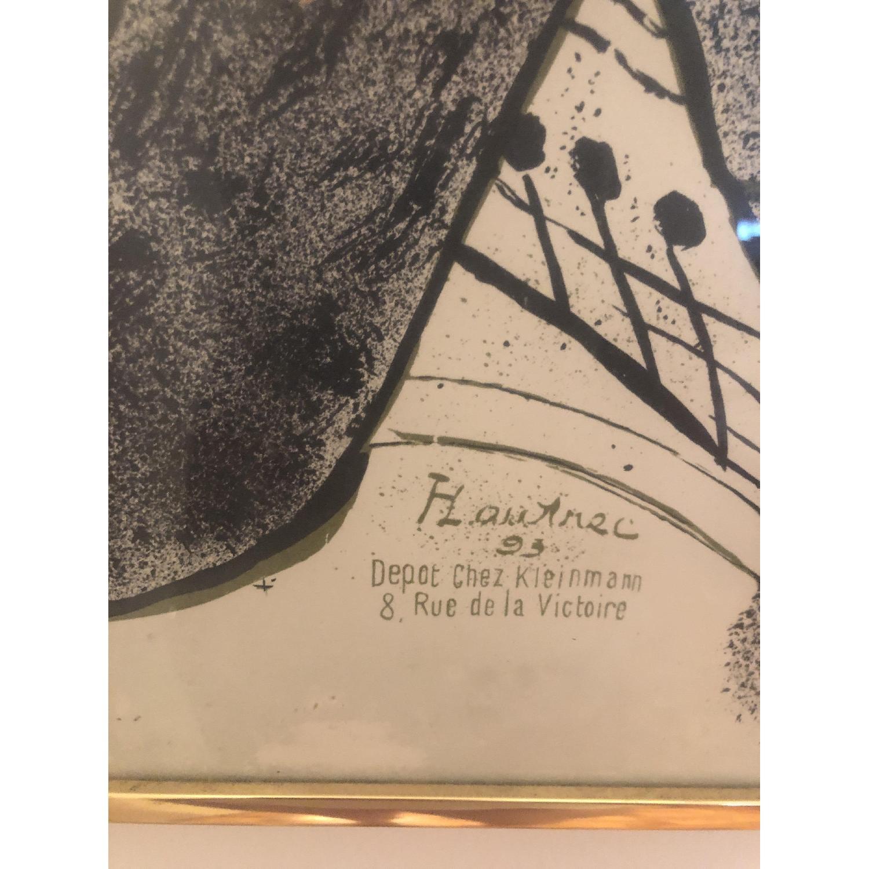 Toulouse Lautrec Jane Avril Framed Poster - image-2