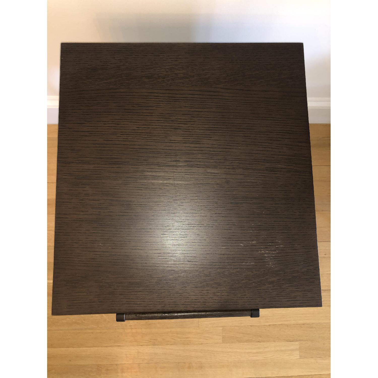 West Elm Parsons Wood Side Table - image-4