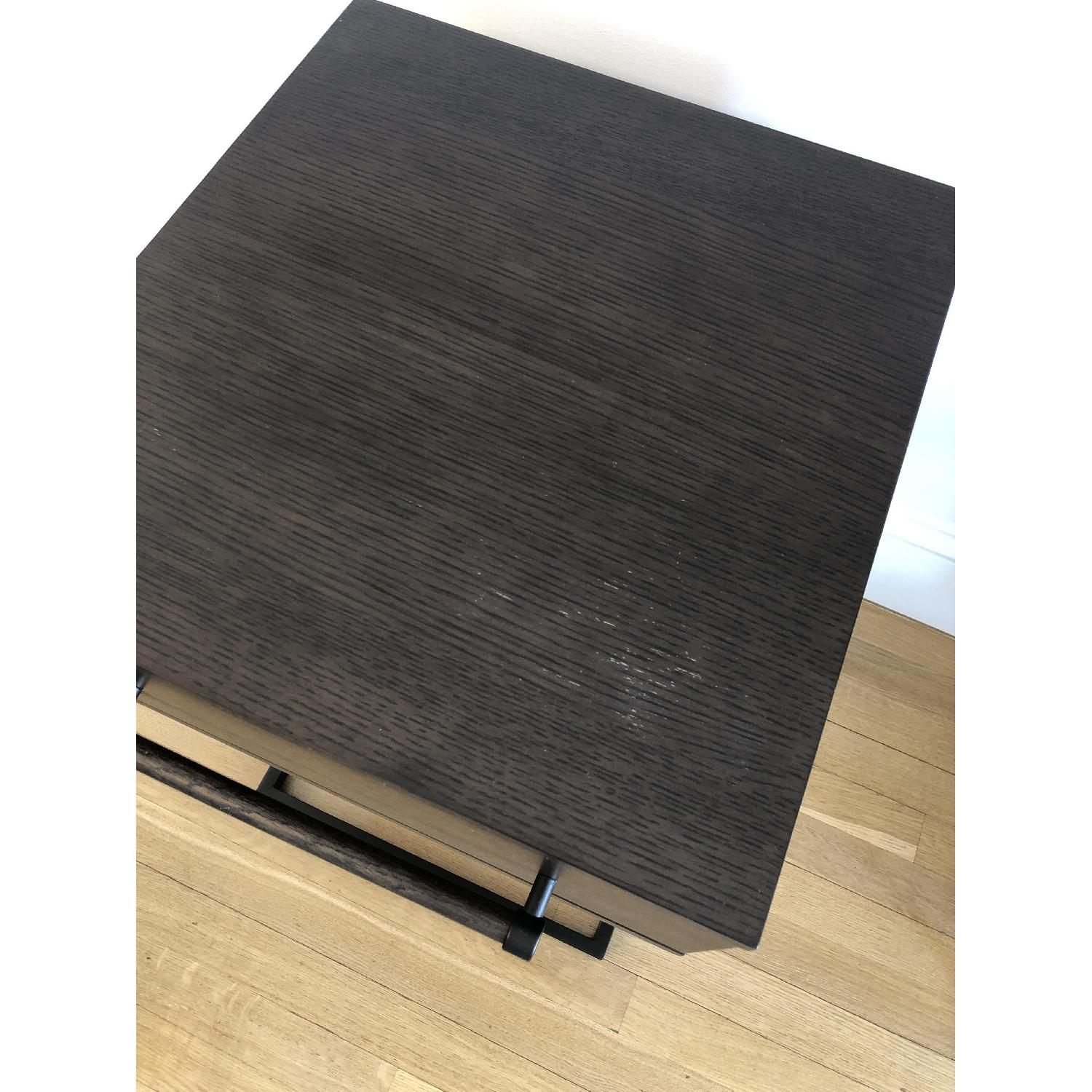 West Elm Parsons Wood Side Table - image-5