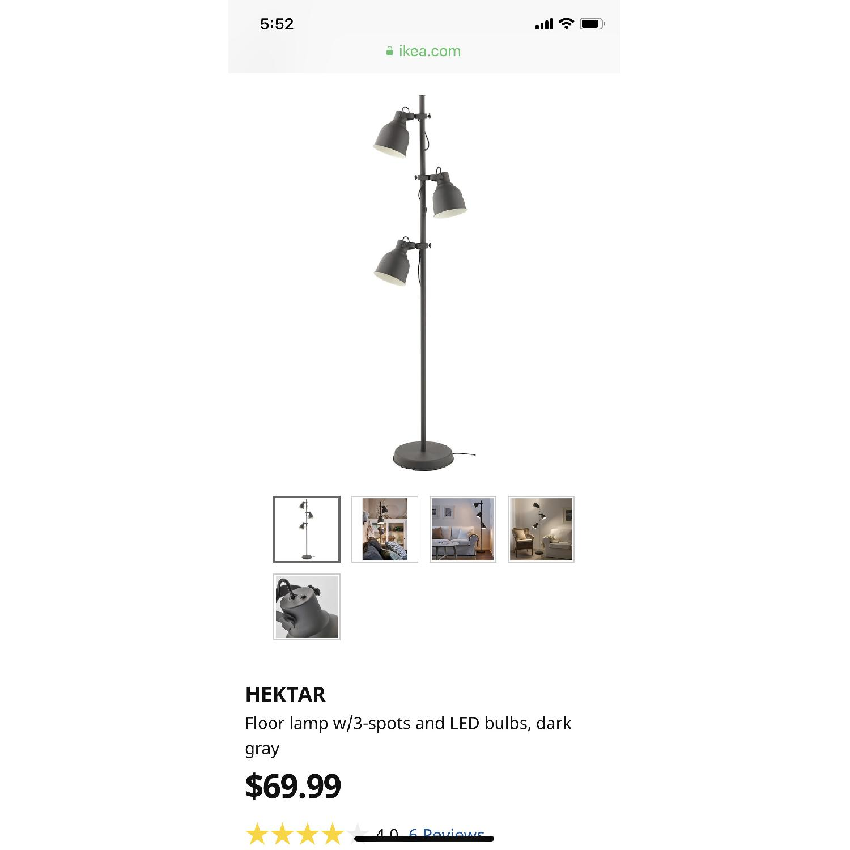 Ikea Hektar Floor Lamp - image-2