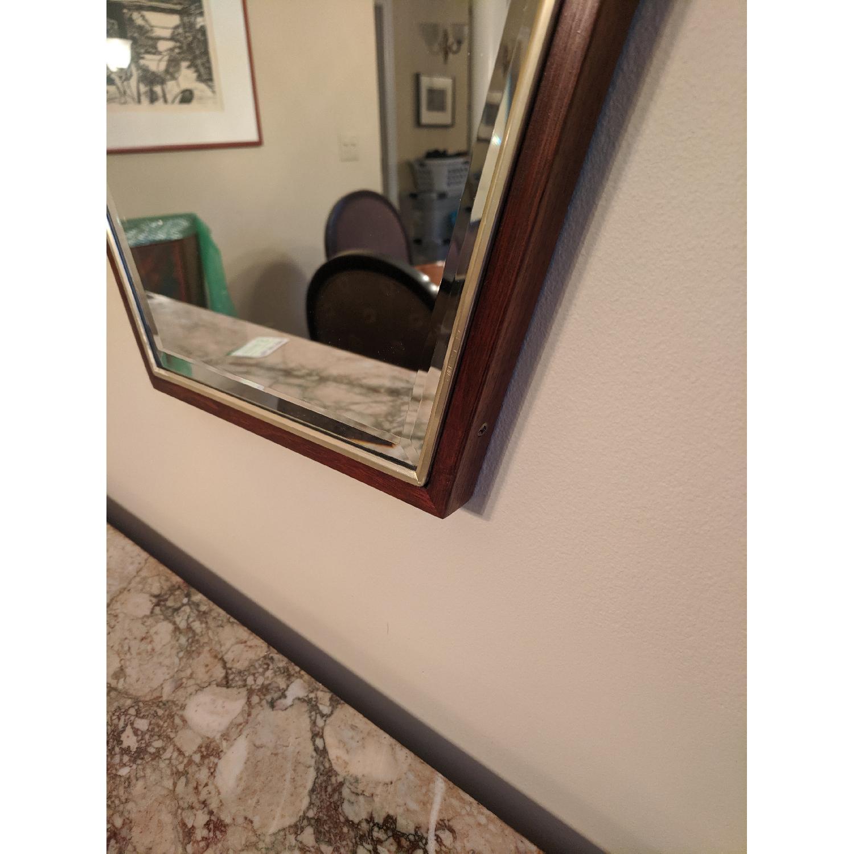 Mid-Century Hexagonal Mirrors - image-2