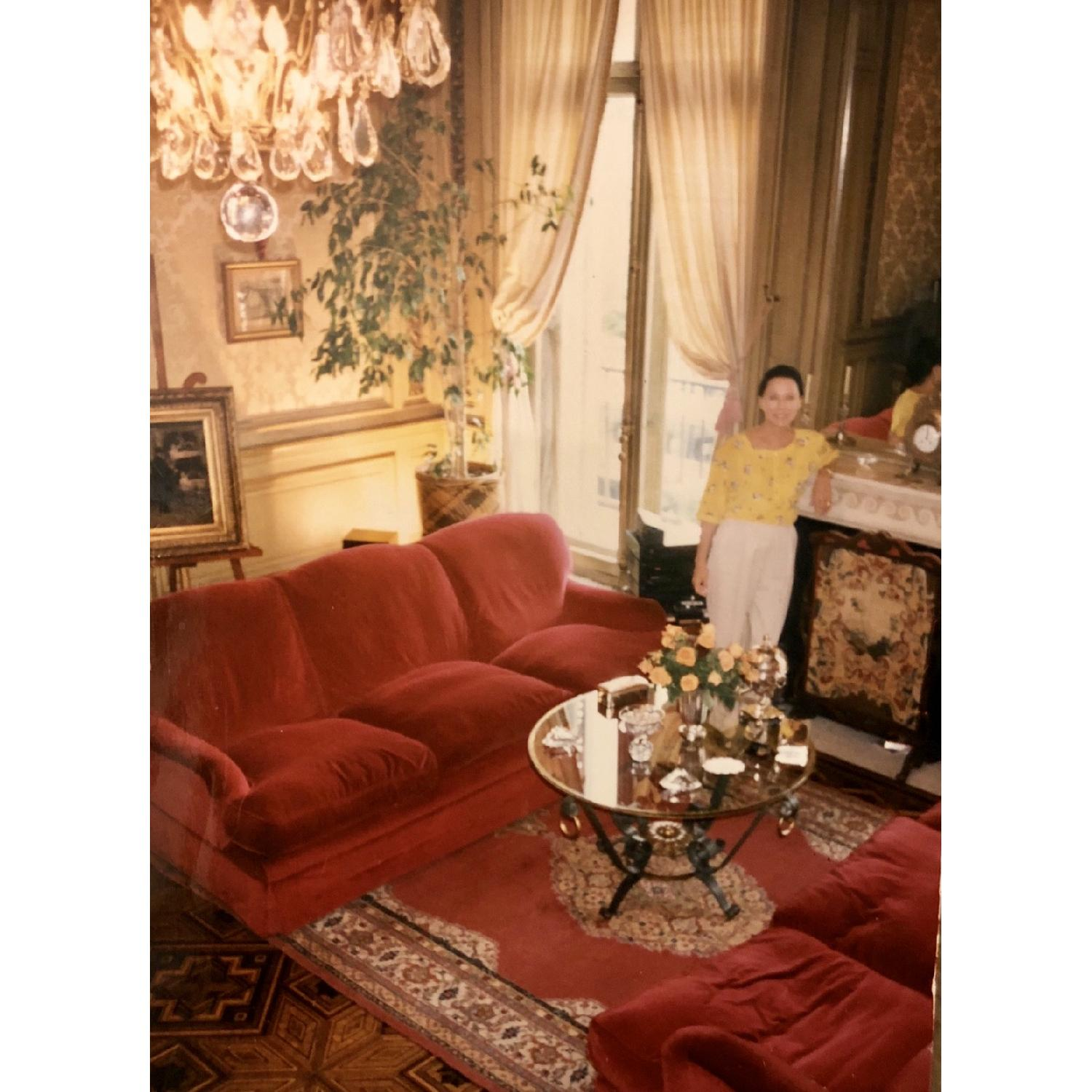 French Taylor Made Custom Sofa - image-0