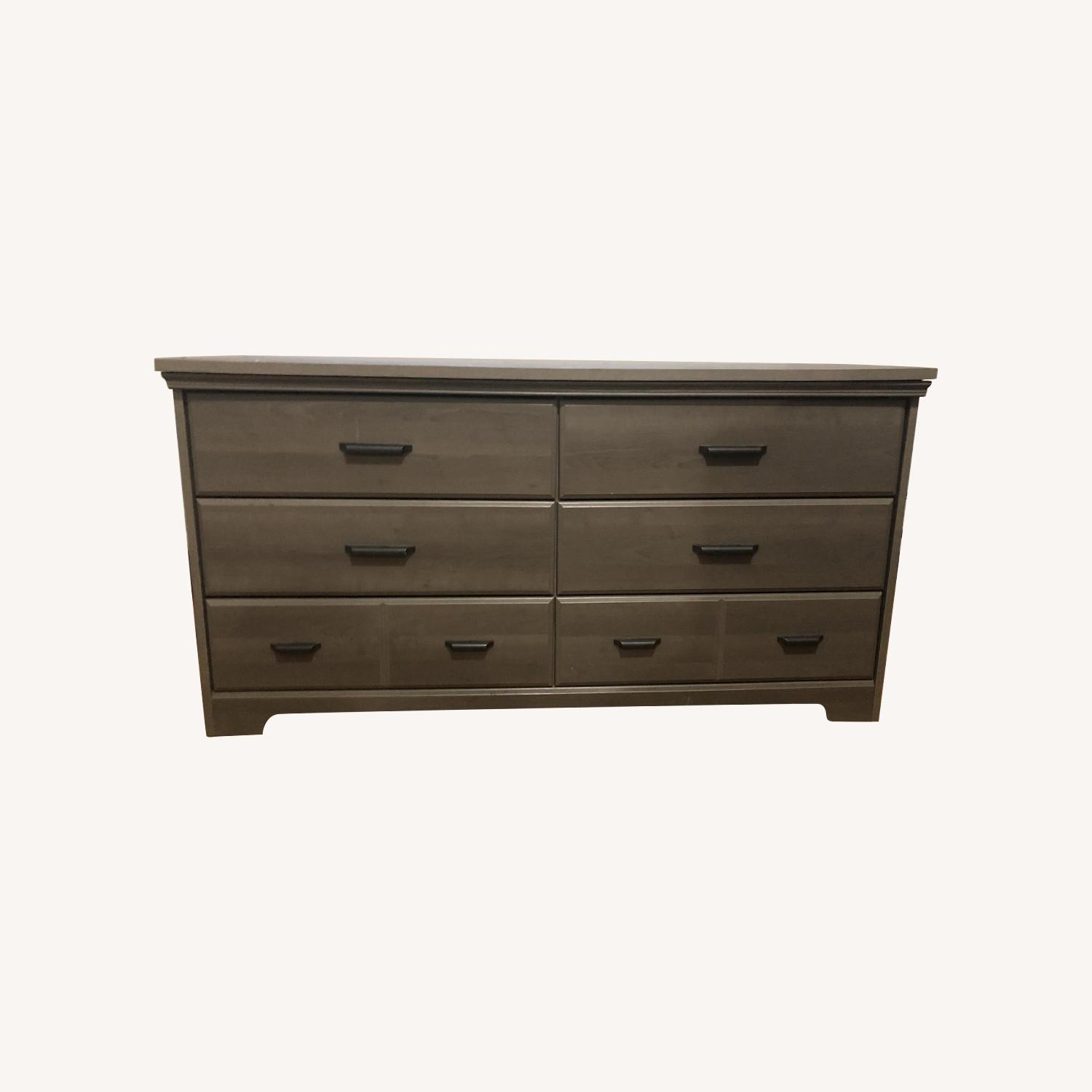 AM+ Studio Versa 6 Drawer Dresser - image-0