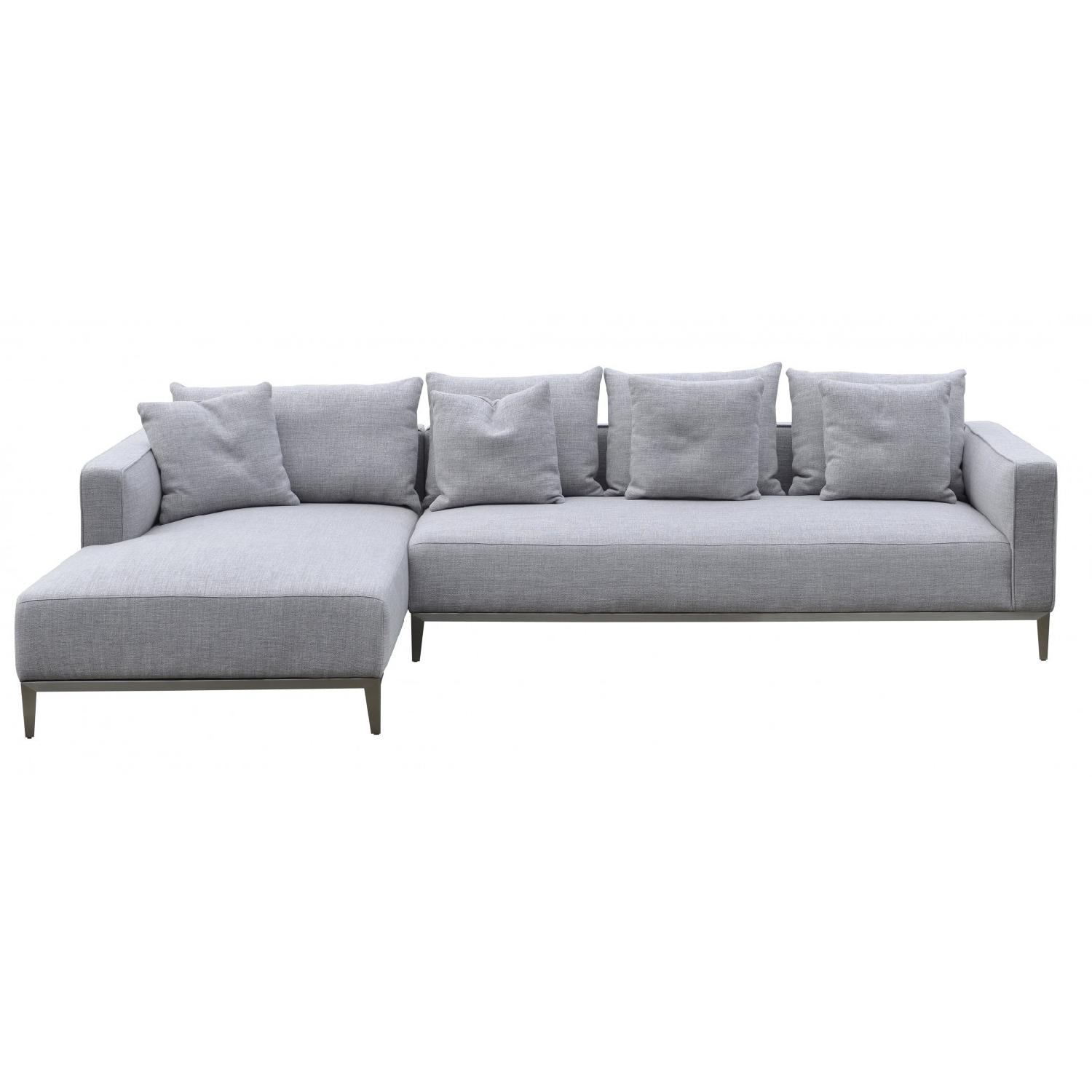 sohoConcept California Large Left Arm Chaise Sectional Sofa - image-0