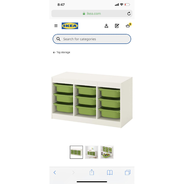 Ikea Trofast Toy Storage - image-1