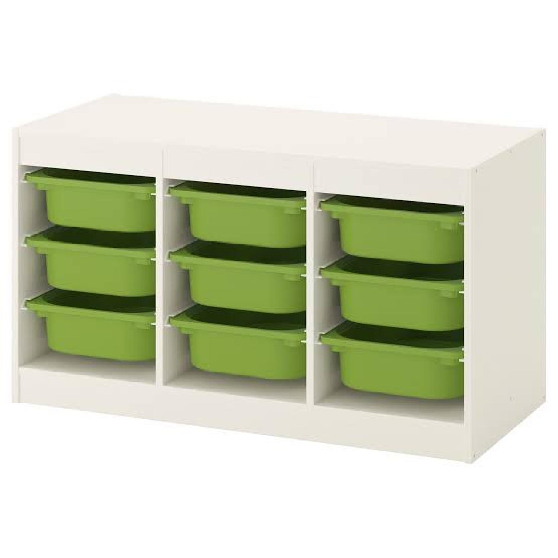 Ikea Trofast Toy Storage - image-0