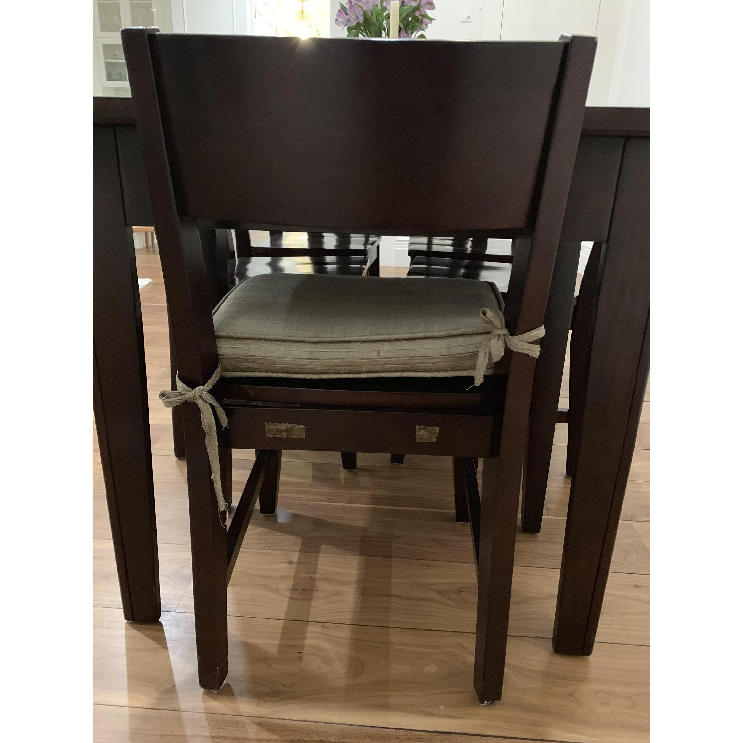 Montreal Espresso Wood Chairs - image-13