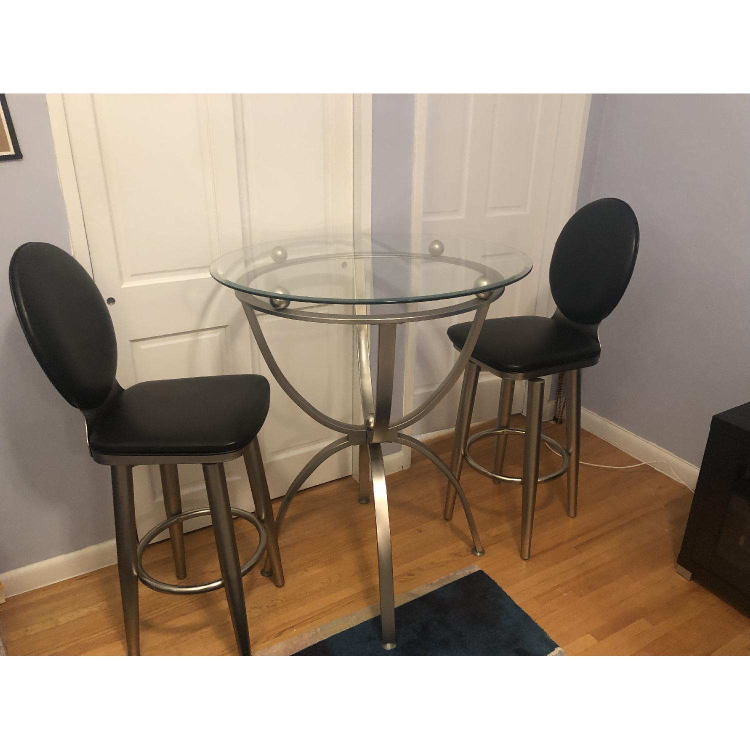 3-Piece Bar Table Set - image-4