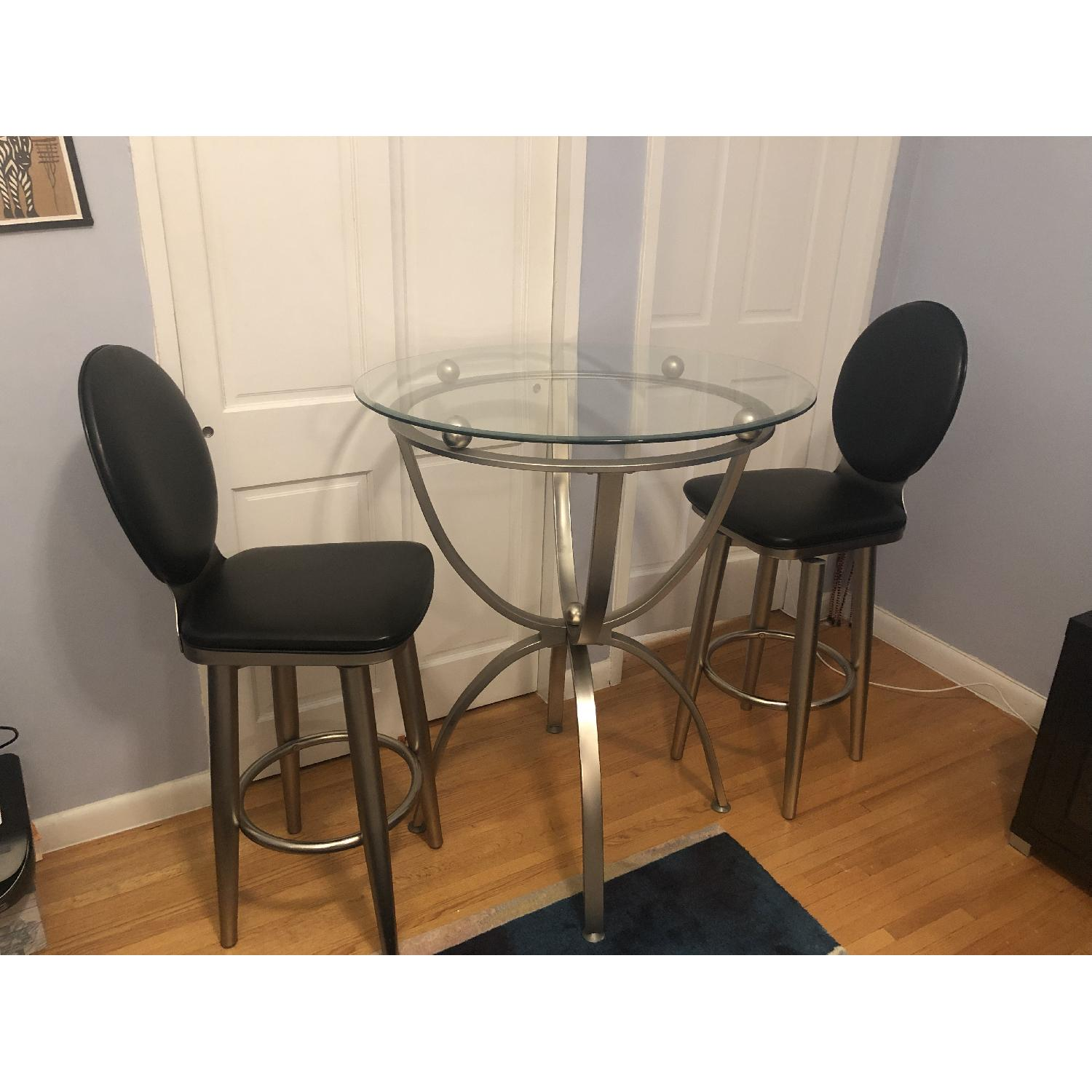3-Piece Bar Table Set - image-3