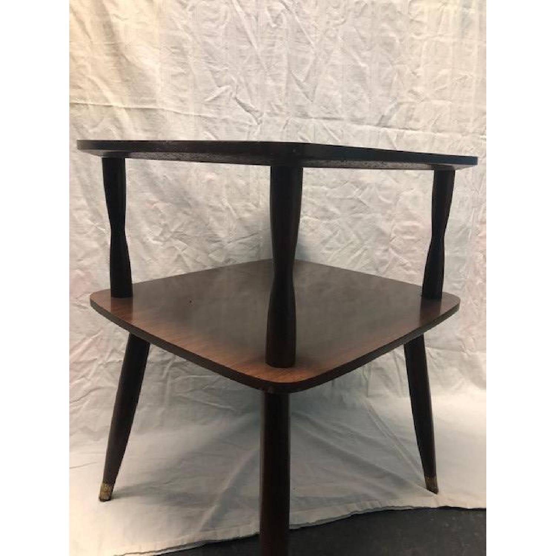 Vintage Mid-Century End Tables - image-3