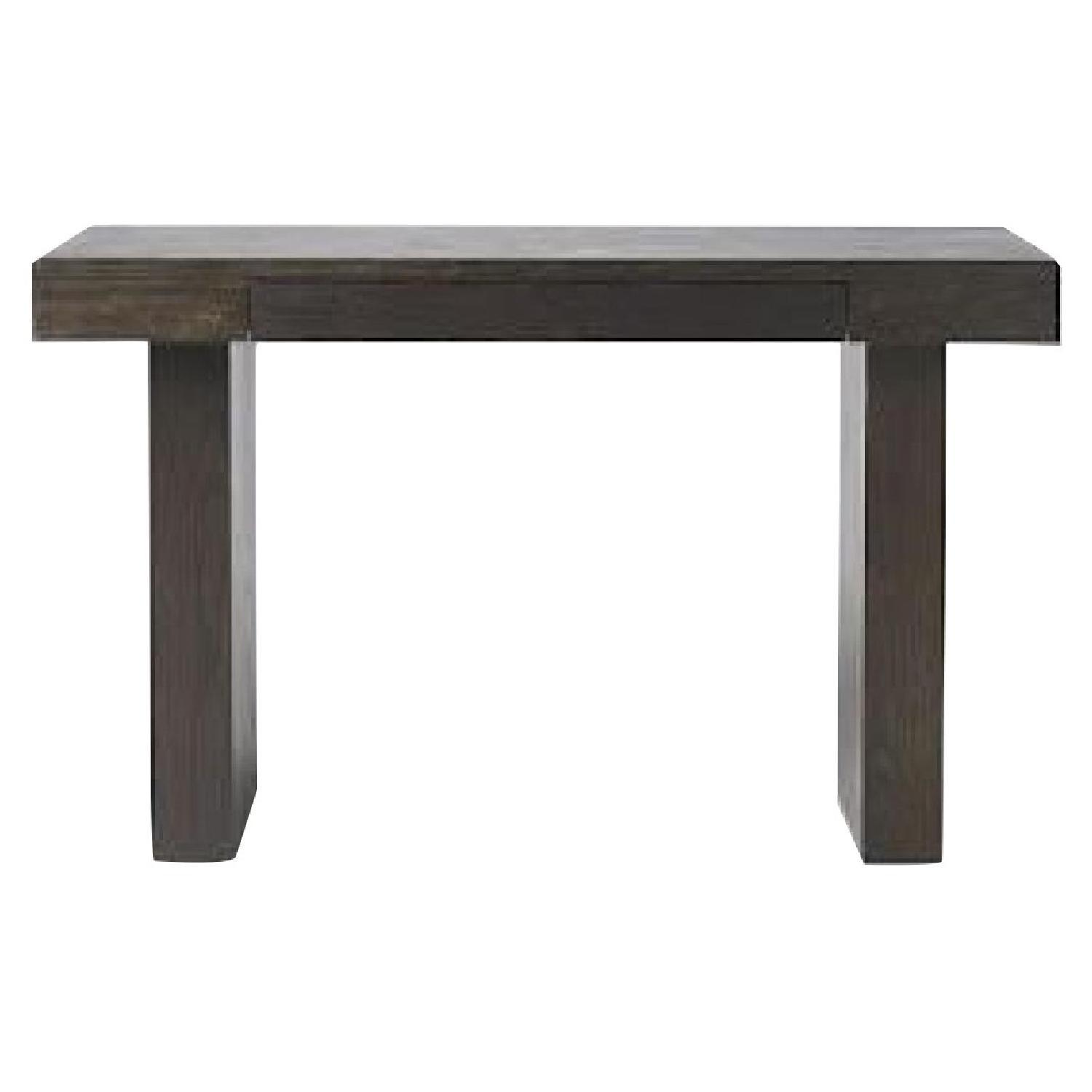 West Elm Terra Console in Chocolate - image-2