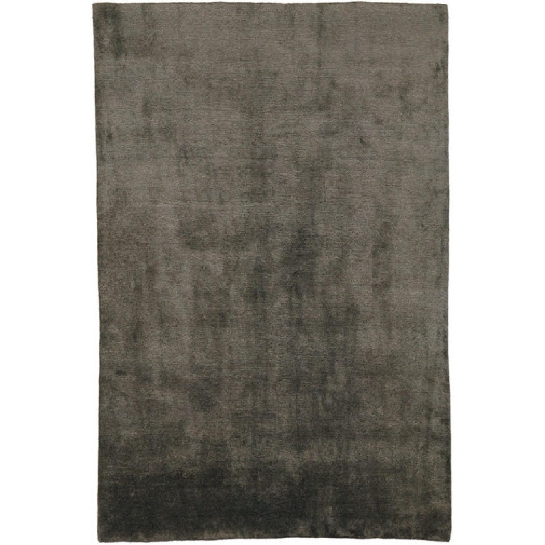 The Rug Company Mohair Slate Area Rug - image-0