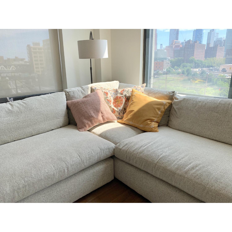 Arhaus Kipton 2-Piece Sectional Sofa - image-1