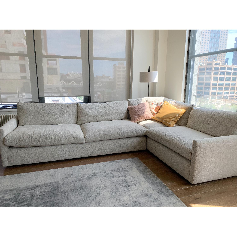 Arhaus Kipton 2-Piece Sectional Sofa - image-2