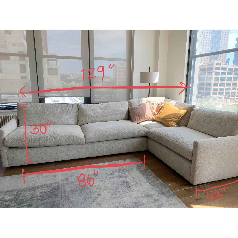 Arhaus Kipton 2-Piece Sectional Sofa - image-6