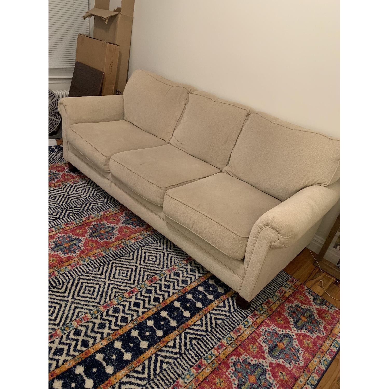 Ashley Oatmeal 3 Seater Sofa - image-3