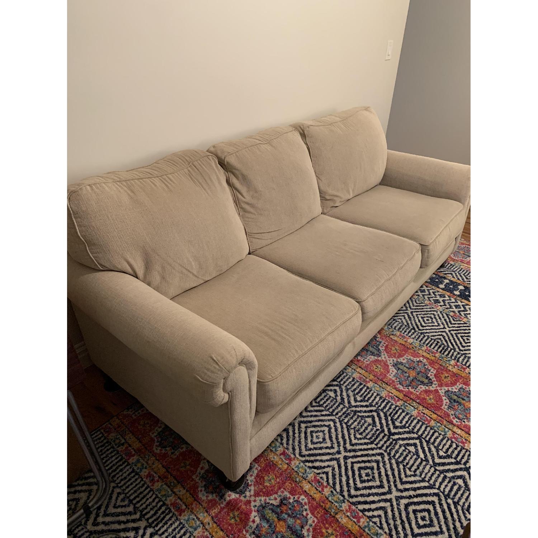 Ashley Oatmeal 3 Seater Sofa - image-4