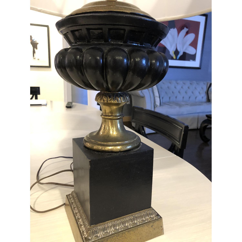 Neo-Classic Iron Urn lamps - image-2