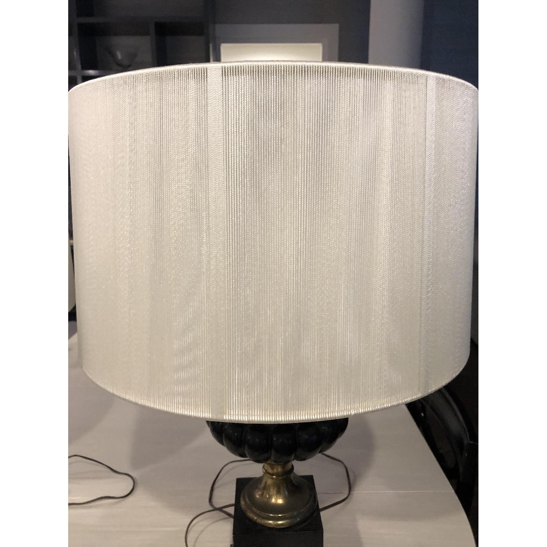 Neo-Classic Iron Urn lamps - image-3