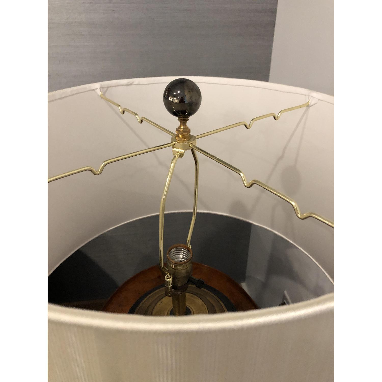 Neo-Classic Iron Urn lamps - image-7