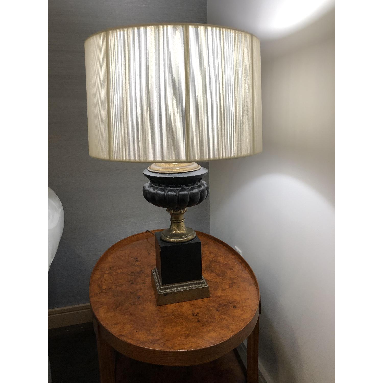 Neo-Classic Iron Urn lamps - image-8