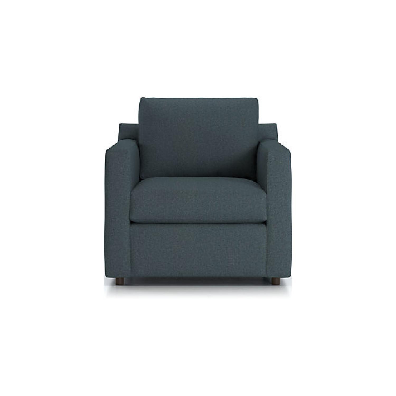 Crate & Barrel Barrett Armchair - image-0