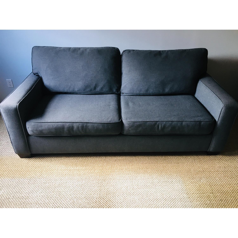 Pottery Barn Comfort Upholstered Sleeper Sofa - image-1