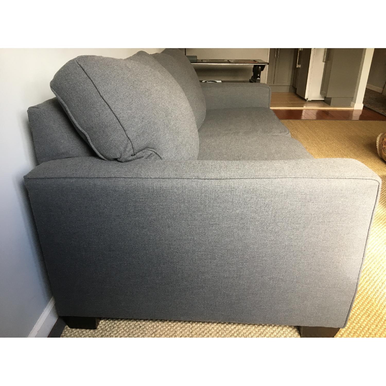 Pottery Barn Comfort Upholstered Sleeper Sofa - image-2