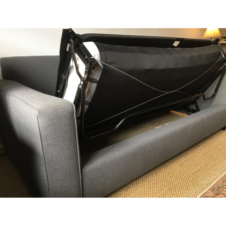 Pottery Barn Comfort Upholstered Sleeper Sofa - image-6