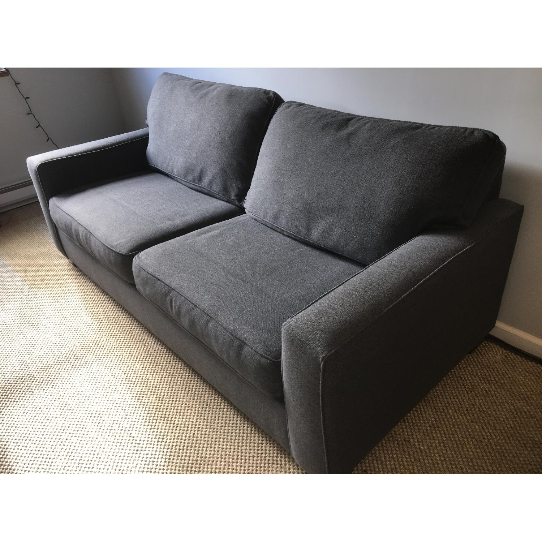 Pottery Barn Comfort Upholstered Sleeper Sofa - image-8