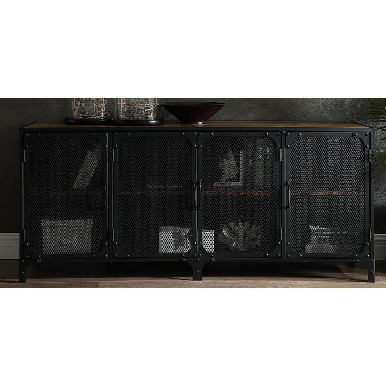 Industrial 4-Door Cabinet - image-2
