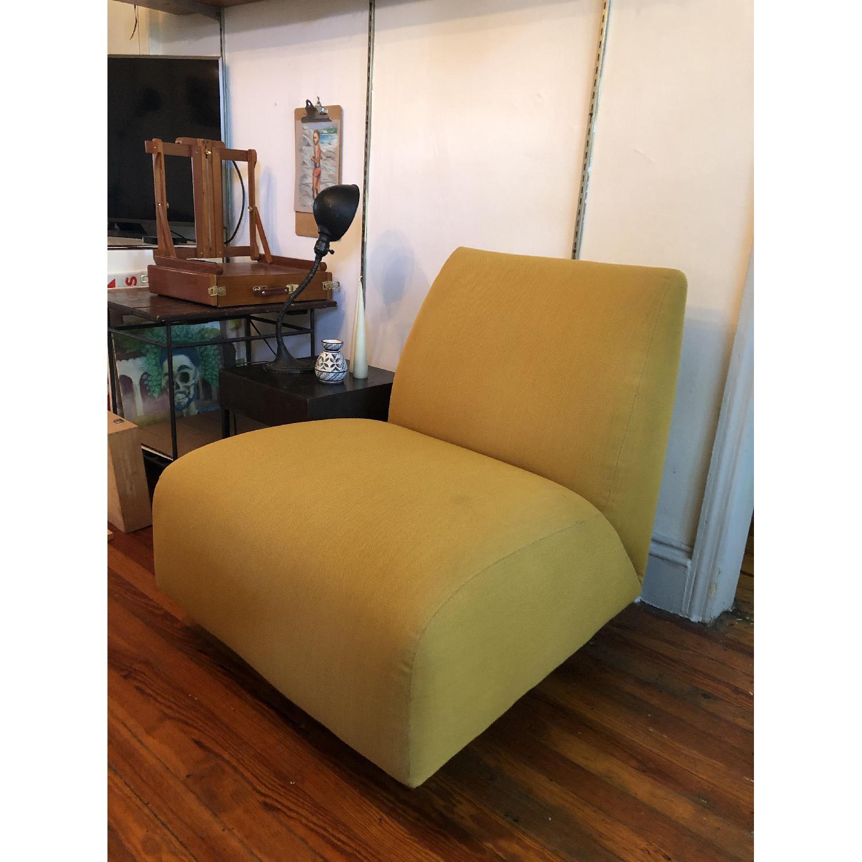 Andreu World Manfred Slipper Chair - image-2