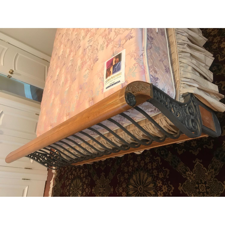 Henredon Queen Size Bed Frame - image-1