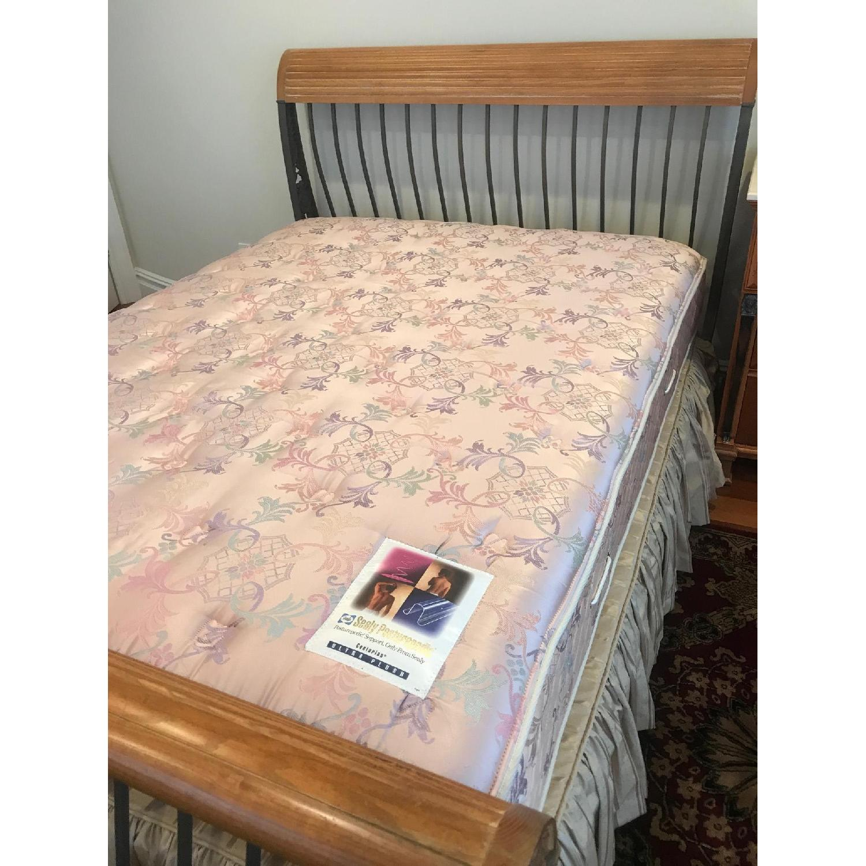 Henredon Queen Size Bed Frame - image-2