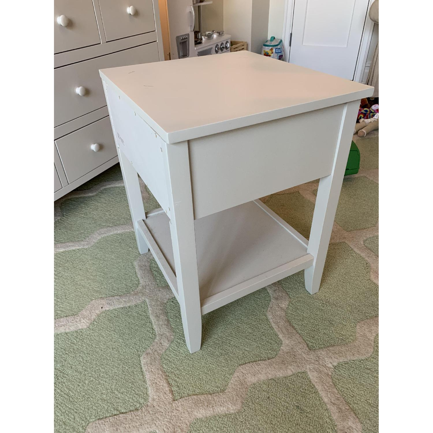 Pottery Barn Emerson Nursery Side Table - image-3