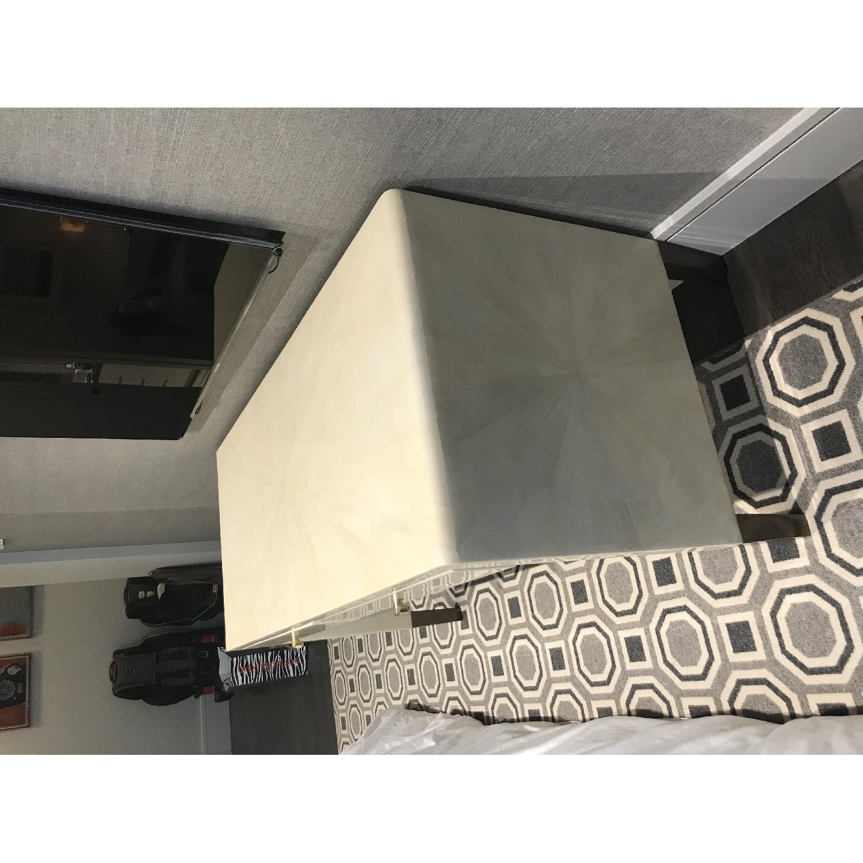 Made Goods Ivory Faux Horn Desk - image-3