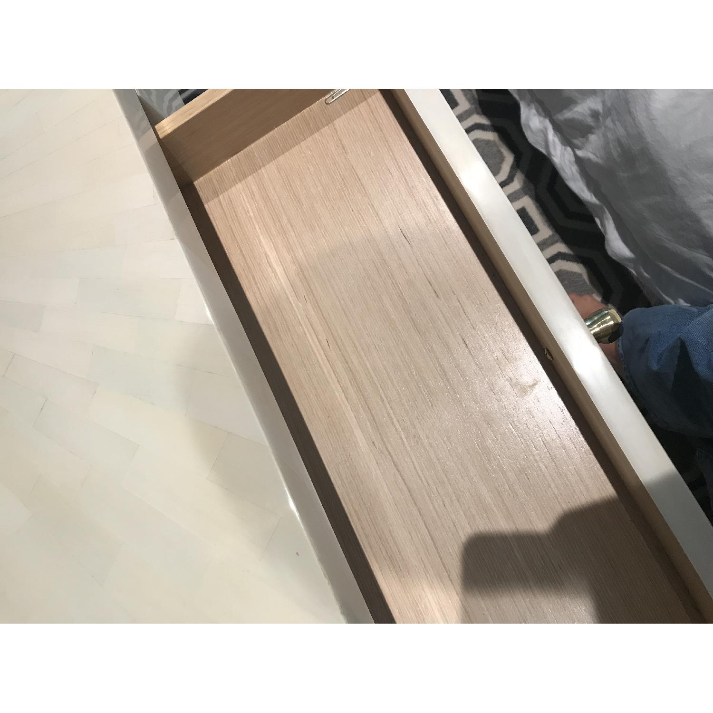 Made Goods Ivory Faux Horn Desk - image-9