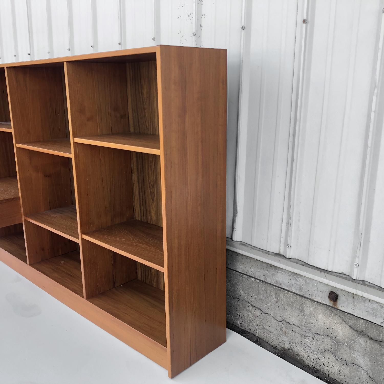 Jesper Scandinavian Modern Teak Bookcase - image-5