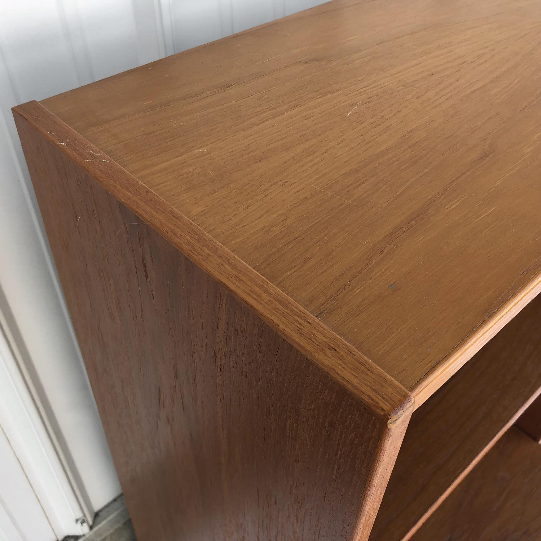 Jesper Scandinavian Modern Teak Bookcase - image-14