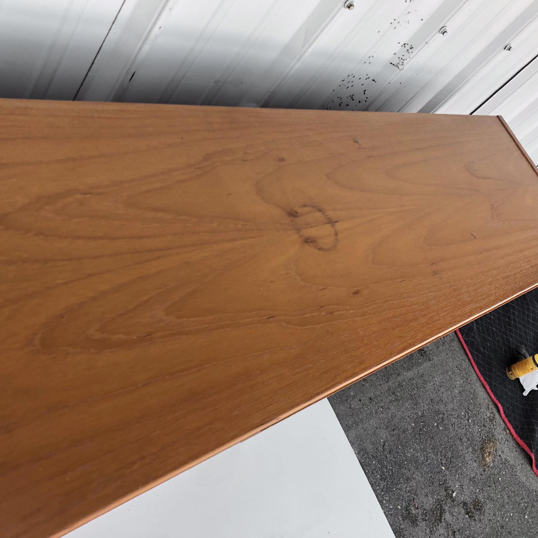 Jesper Scandinavian Modern Teak Bookcase - image-8